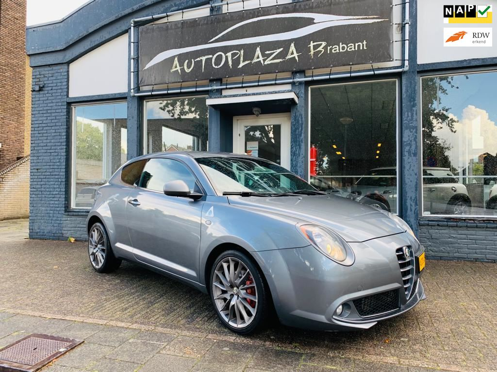 Alfa Romeo MiTo occasion - Autoplaza Brabant