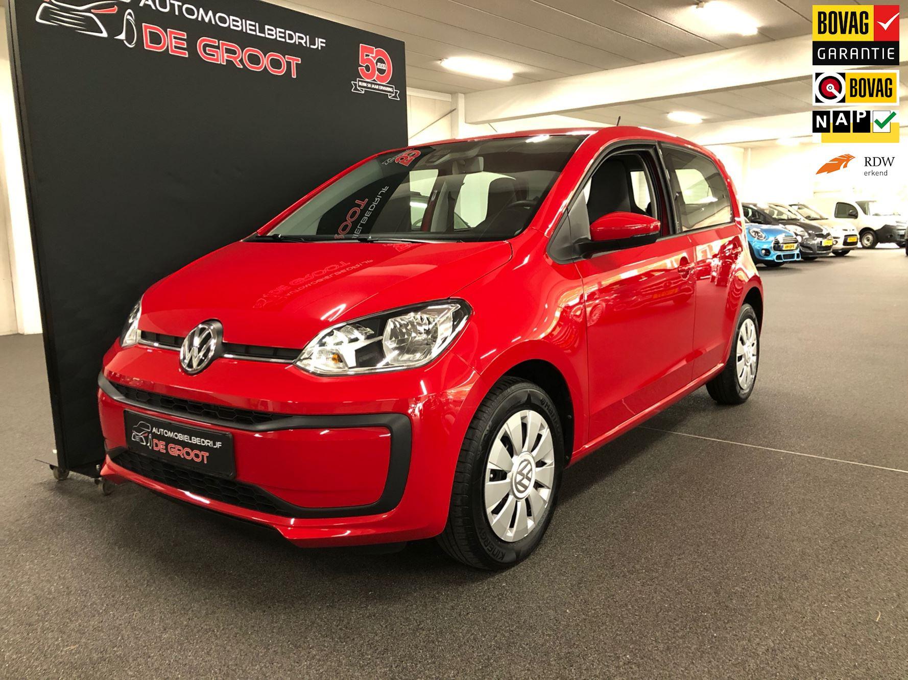 Volkswagen Up occasion - Automobielbedrijf de Groot