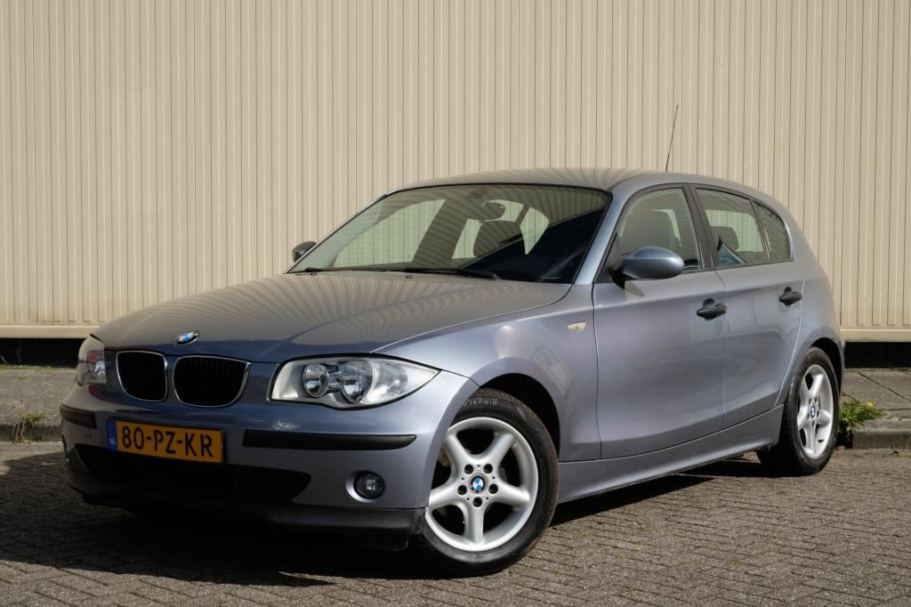 BMW 1-serie occasion - Autohuis Sappemeer