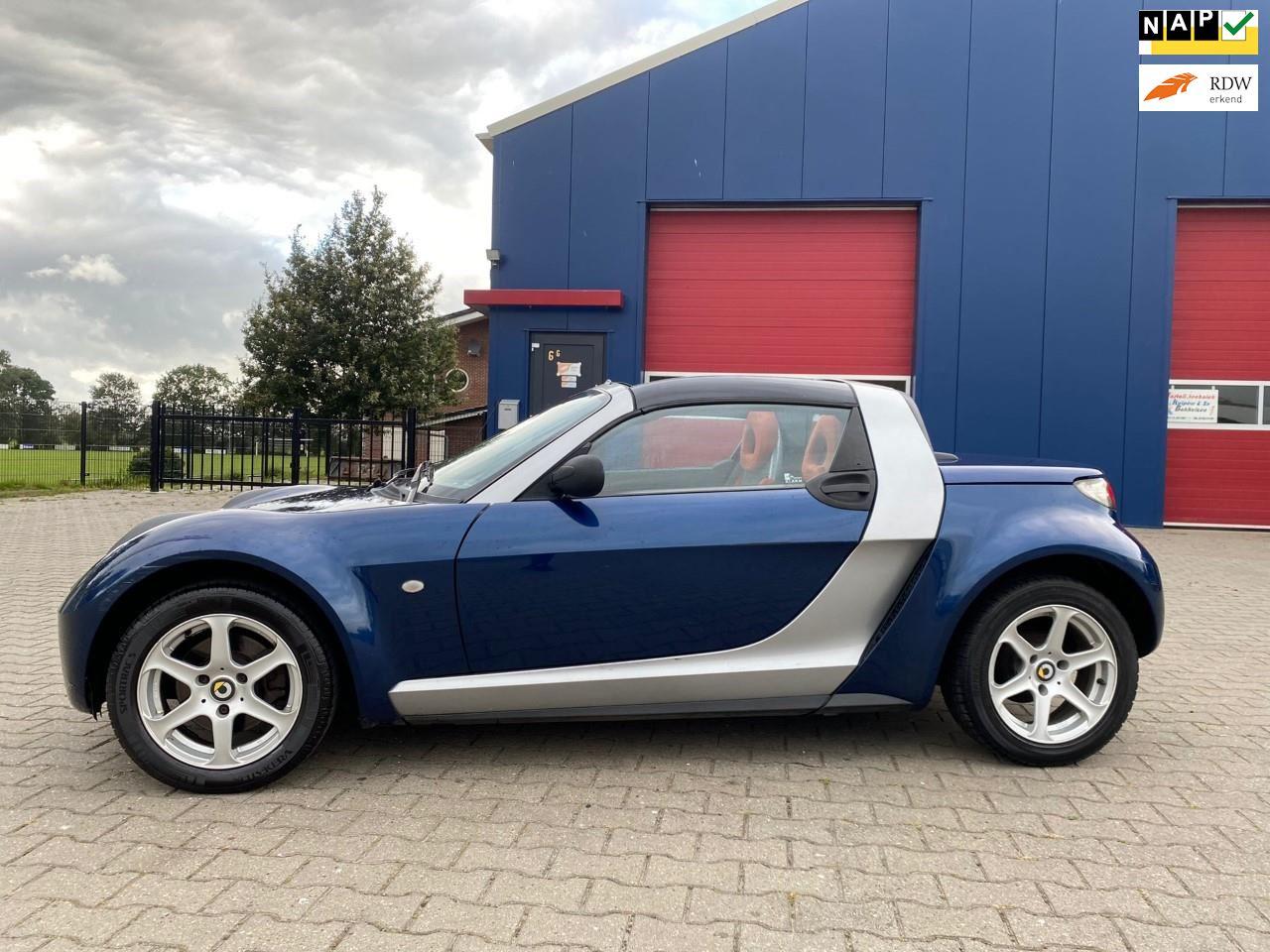 Smart Roadster occasion - Auto Balk