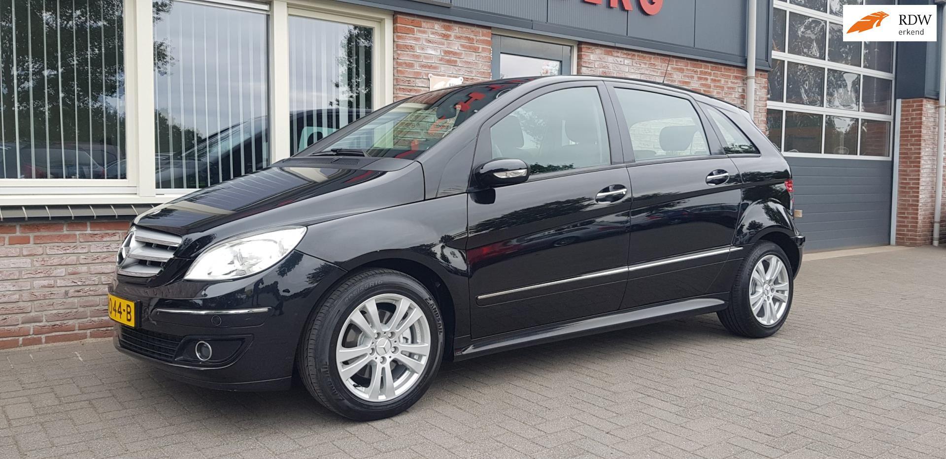 Mercedes-Benz B-klasse occasion - Autobedrijf Achterberg