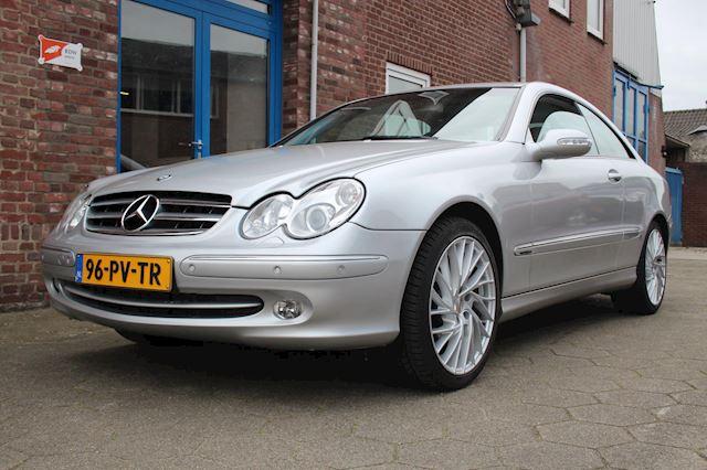 Mercedes-Benz CLK-klasse Coupé 200 K. Elegance * NL-AUTO / AUTOMAAT / CRUISE *