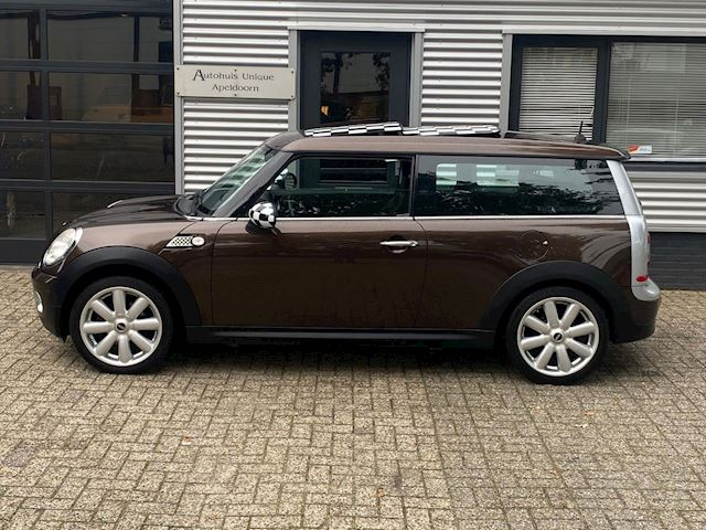 """Mini Mini Clubman 1.6 Cooper CHEST EDITION """"Full options"""" topstaat!!"""