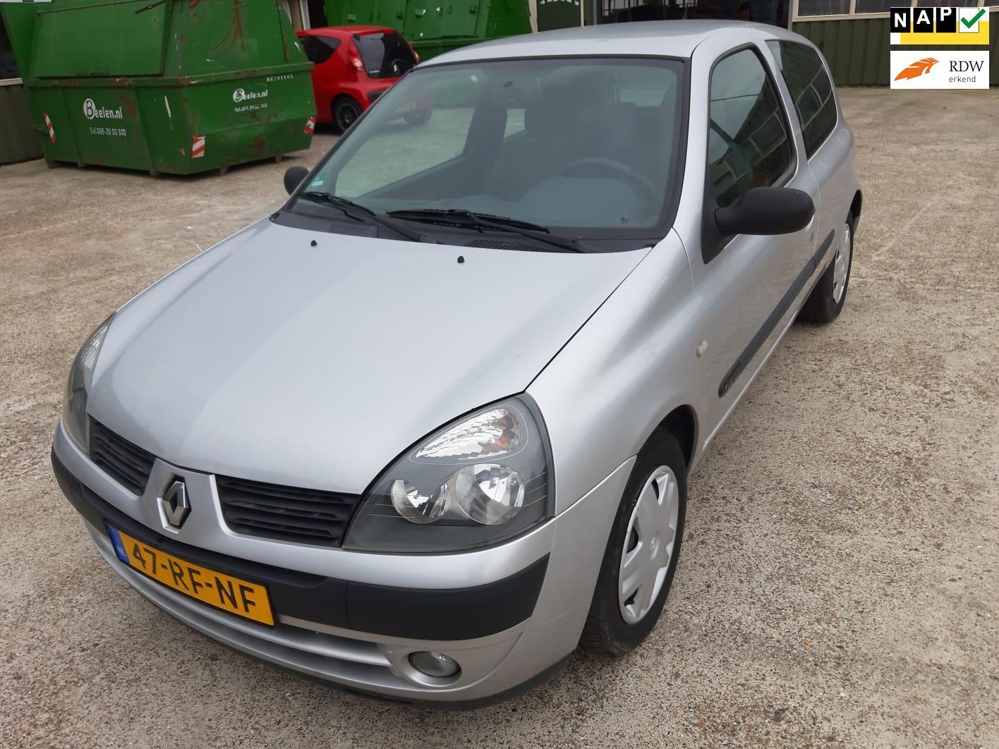 Renault Clio occasion - Kiko Auto's