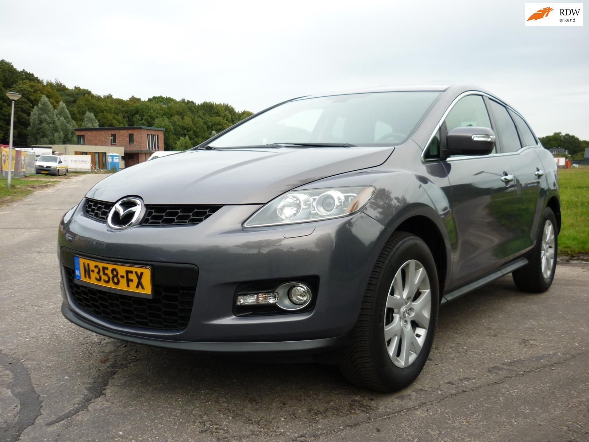 Mazda CX-7 occasion - Handelsonderneming Endendijk