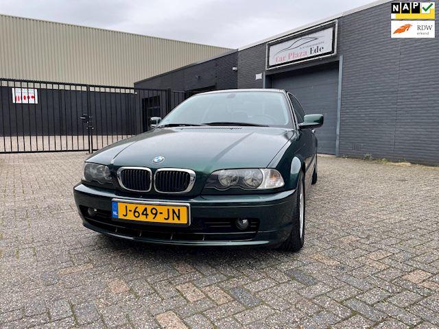 BMW 3-serie Coupé 318Ci Executive Clima Elek. Pakket LM-Wielen PDC APK NAP.