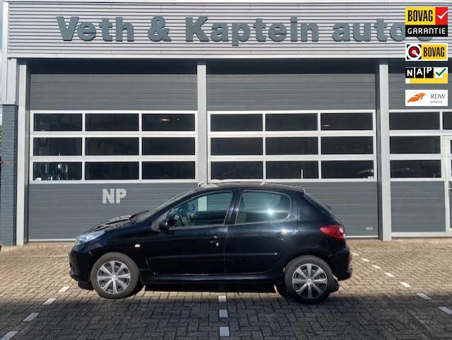 Peugeot 206  occasion - Veth & Kaptein Auto's B.V.