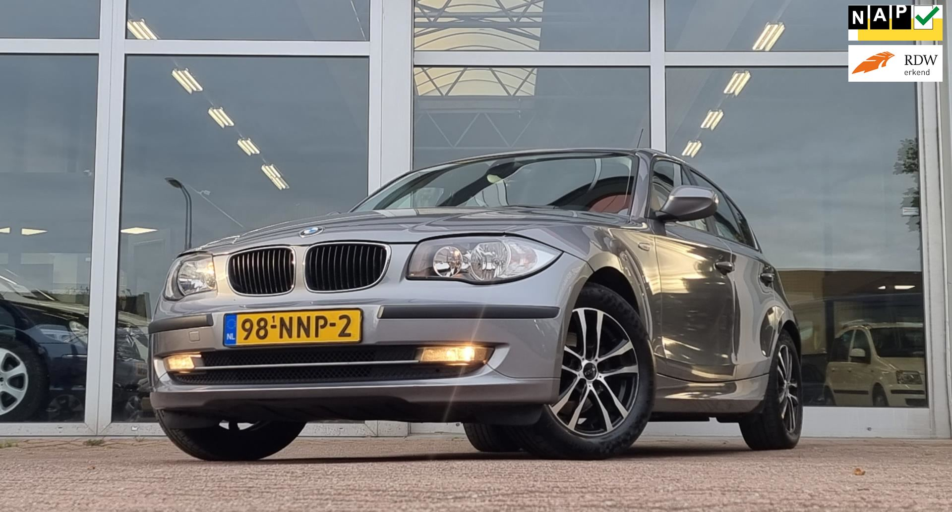 BMW 1-serie occasion - van den Boog Automotive