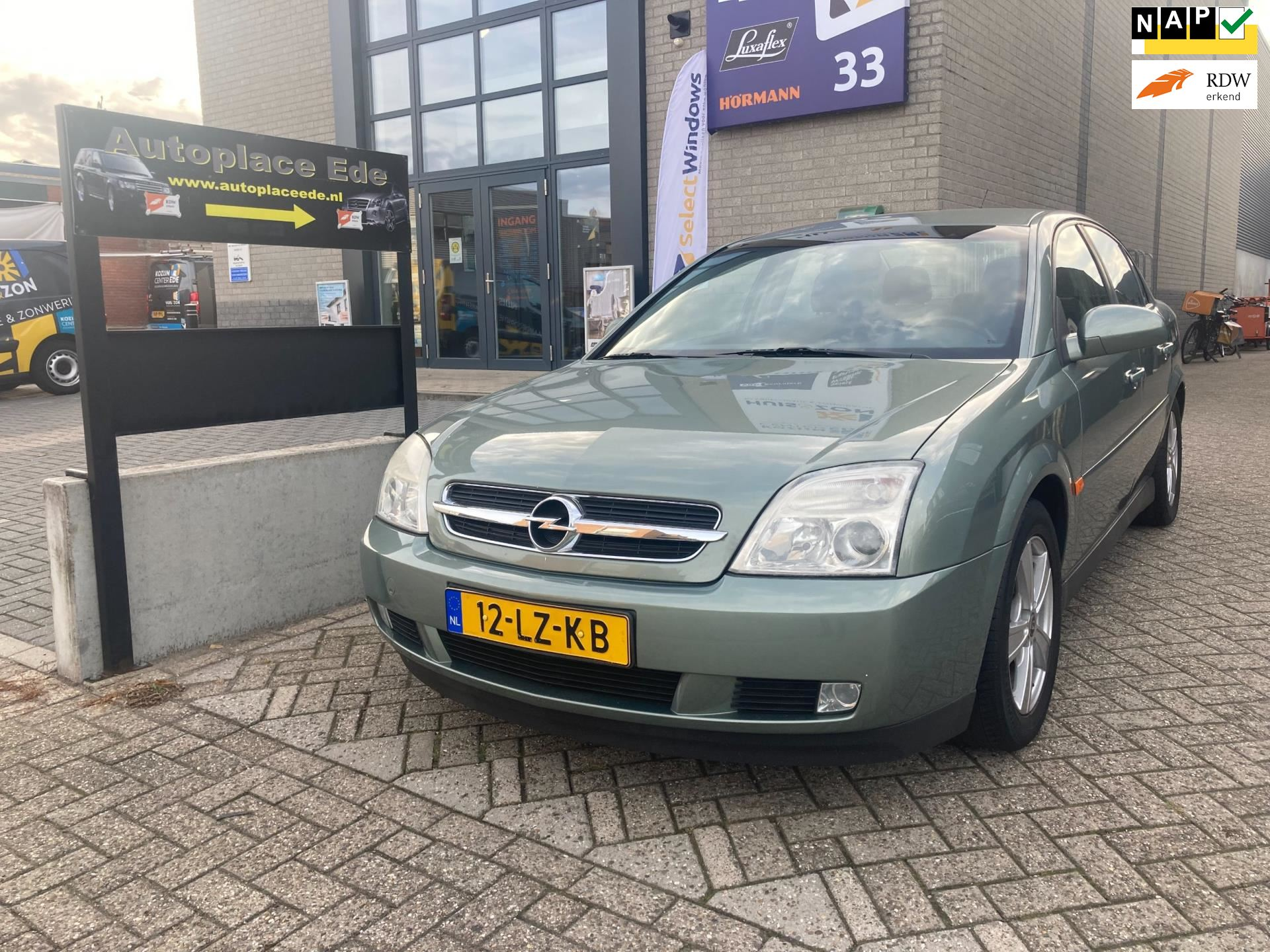 Opel Vectra occasion - autoplaceede