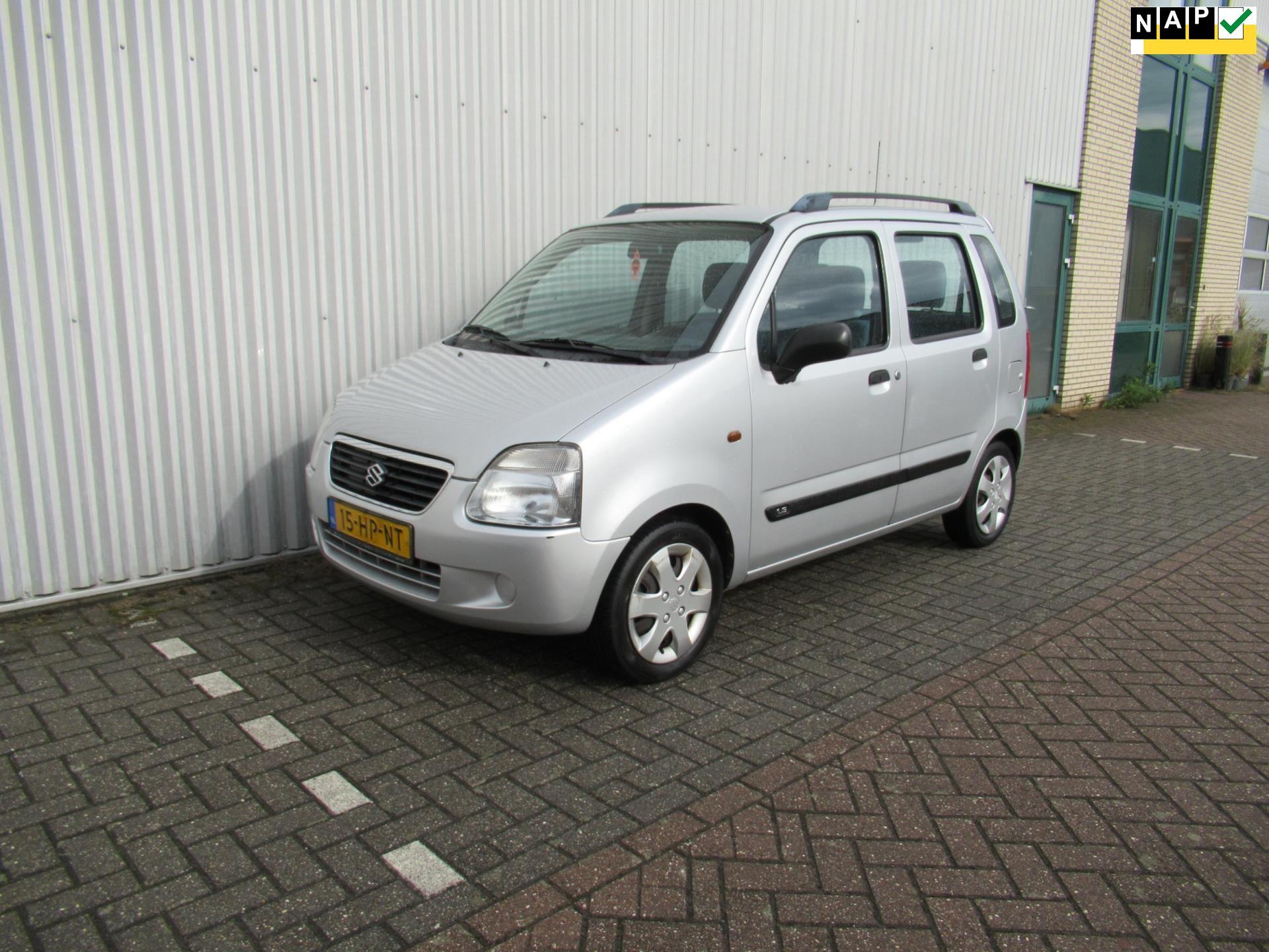 Suzuki Wagon R occasion - Autobedrijf Maasdijk
