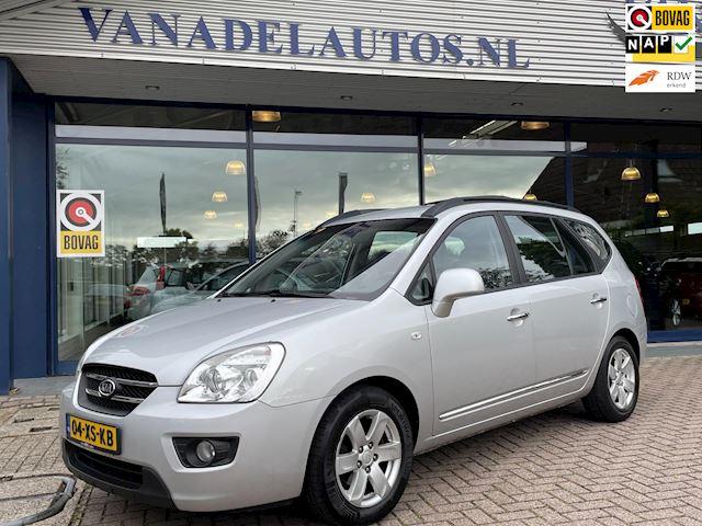 Kia Carens 2.0 CVVT EX Aut. Clima Cruise Navi Parksens Trekhaak NL-Auto NAP Dealeronderhouden!