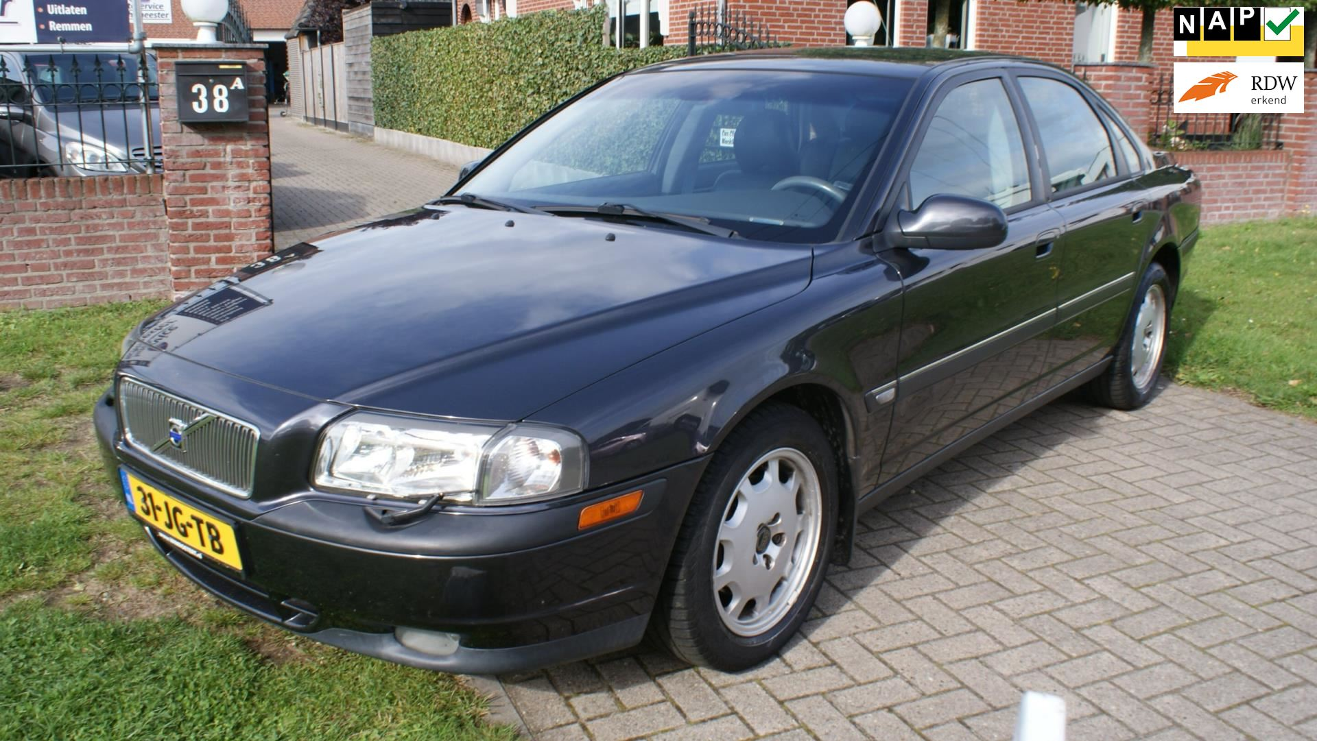 Volvo S80 occasion - Autoservice Wachtmeester