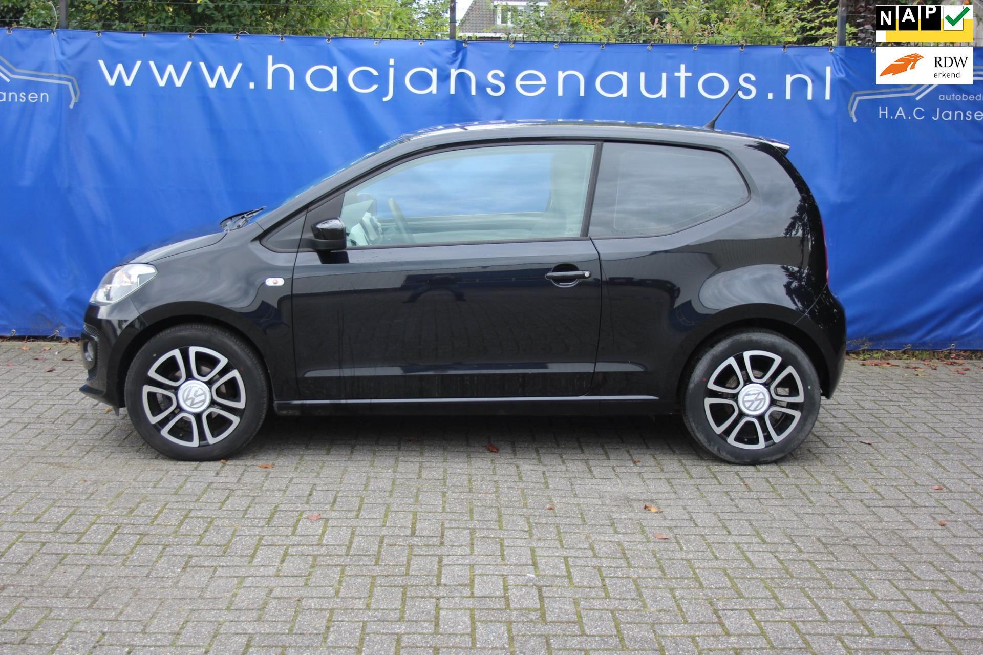 Volkswagen Up occasion - Autobedr. VOF HAC Jansen