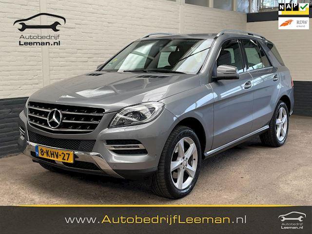 Mercedes-Benz M-klasse occasion - Autobedrijf L. Leeman
