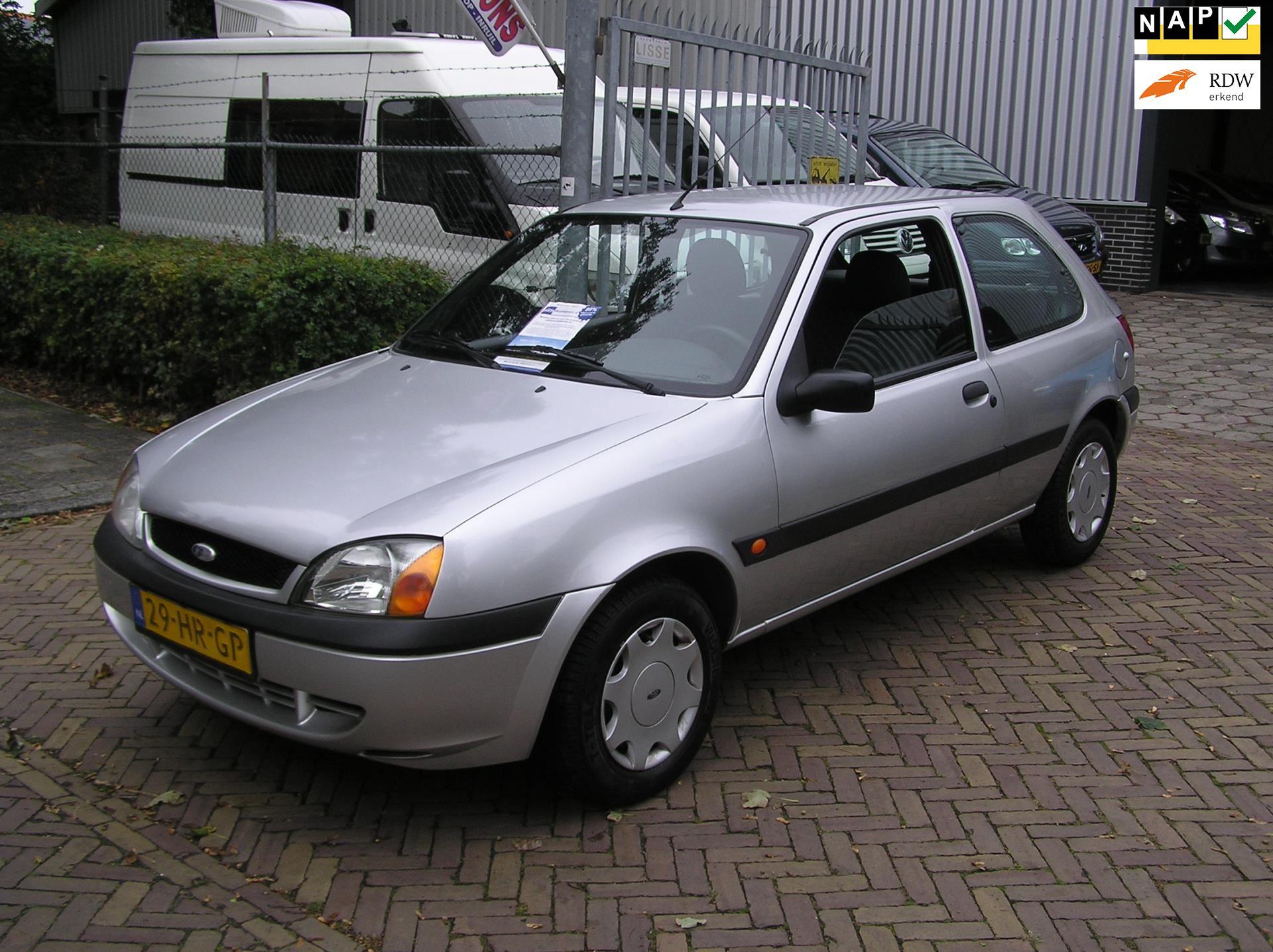 Ford Fiesta occasion - Autobedrijf Kappee