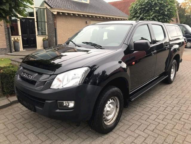 Isuzu D-Max occasion - Van Sabben Auto's
