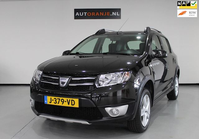 Dacia Sandero 0.9 TCe Stepway Ambiance, Airco, NAVI, Cr Control, PDC Achter,