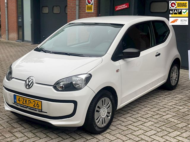 Volkswagen Up! 1.0 take up! BlueMotion/Airco/NAP/Luxe/Ecco/Bovag Erkend/