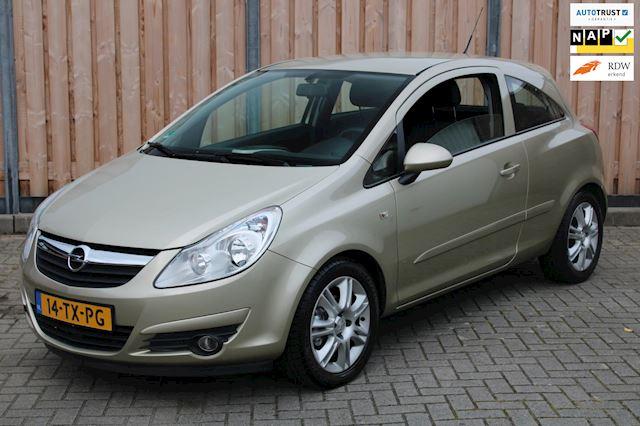 Opel Corsa 1.4-16V Enjoy |AIRCO|CRUISE CONTROL|3 DRS|LM VELGEN|APK 2022|RECENT GROTE BEURT