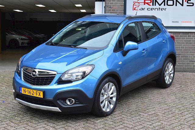 Opel Mokka 1.4 T Edition Automaat Airco Cruise Carplay Elek.Ramen&Spiegels 18