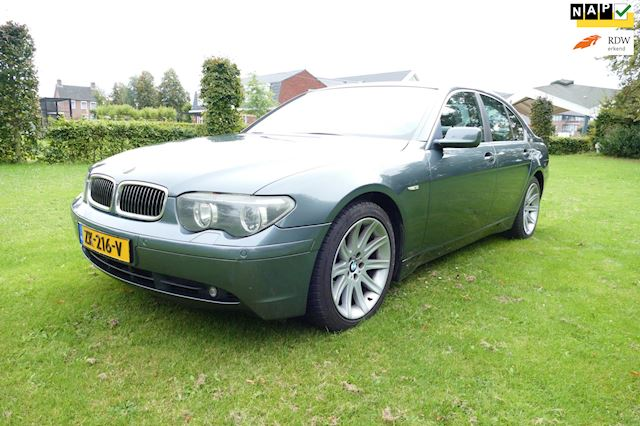 BMW 7-serie occasion - Autobedrijf John van Melis