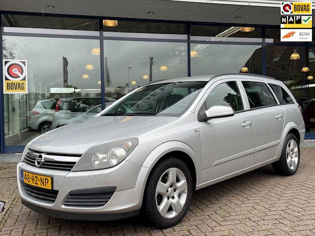 Opel Astra Wagon 1.6 Edition Airco Cruise Trekhaak Parksens NL-Auto NAP!