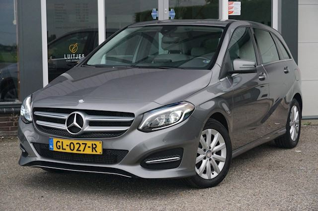 Mercedes-Benz B-klasse occasion - Luitjes Car Company