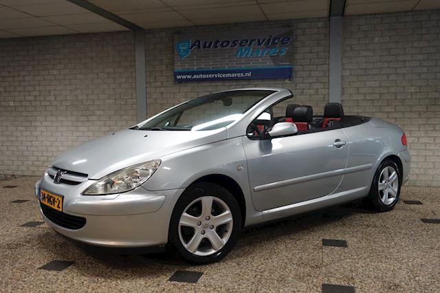 Peugeot 307 CC 2.0-16V, Airco/clima, leder, PDC,  Cruise, all season, nette auto