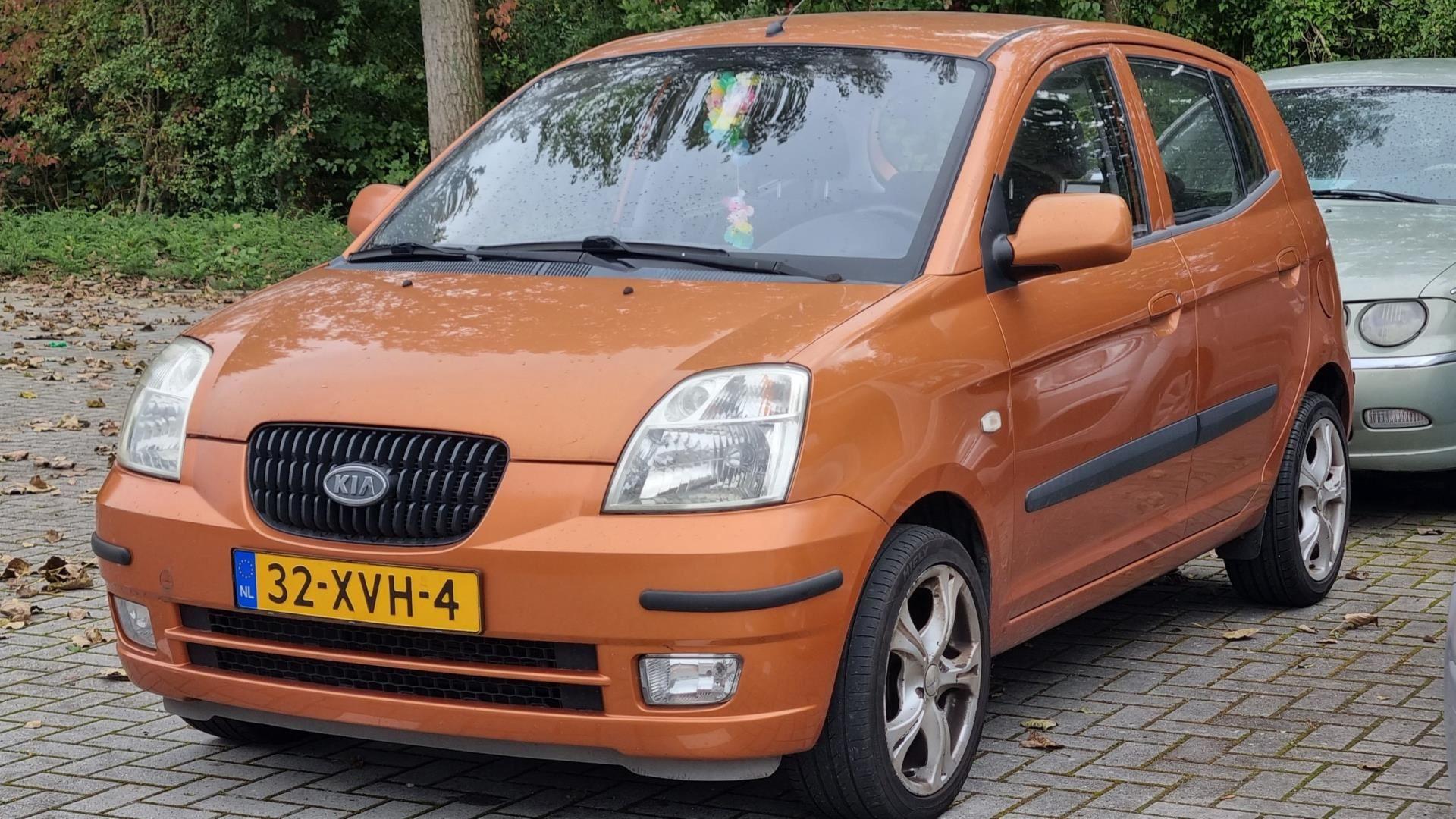 Kia Picanto occasion - Weerterveld Auto's
