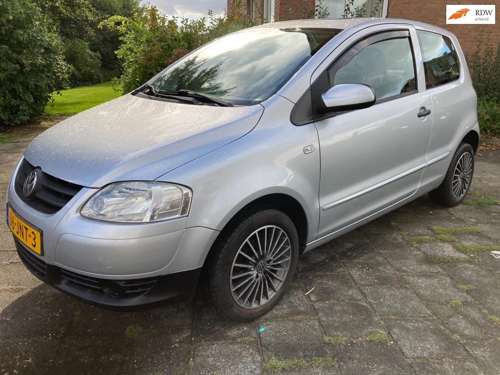 Volkswagen Fox occasion - Autobedrijf Neerbosch
