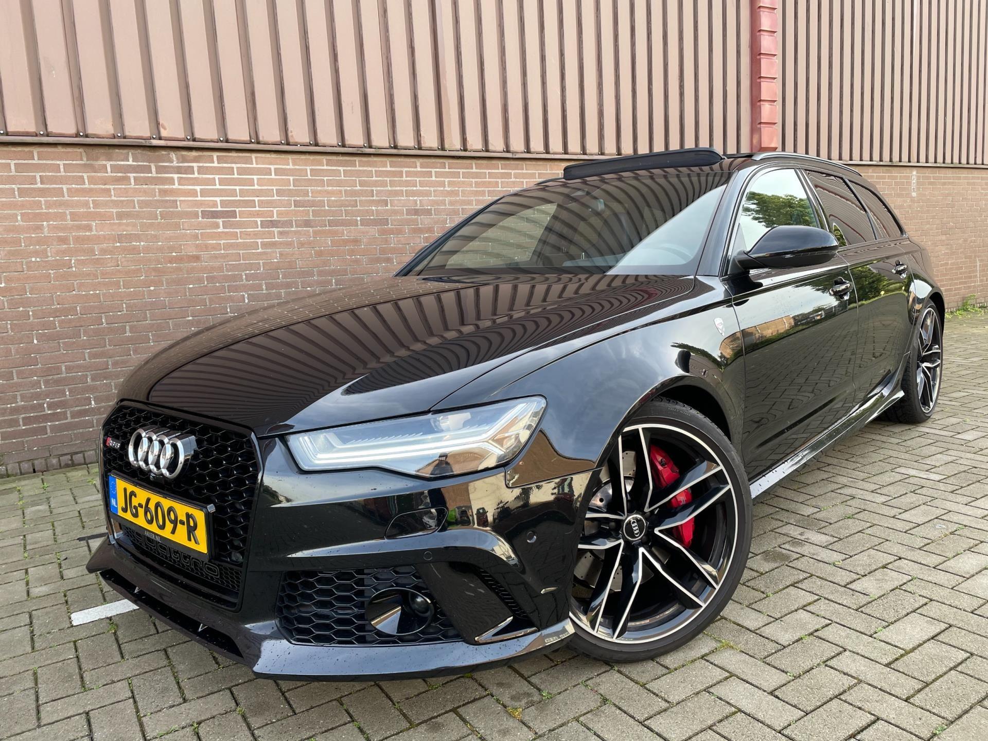 Audi RS6 Avant occasion - Auto op Afspraak