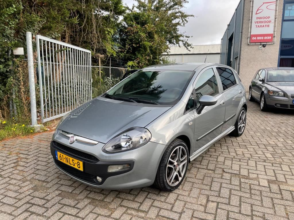 Fiat Punto Evo occasion - Hans van den Heuvel Auto´s