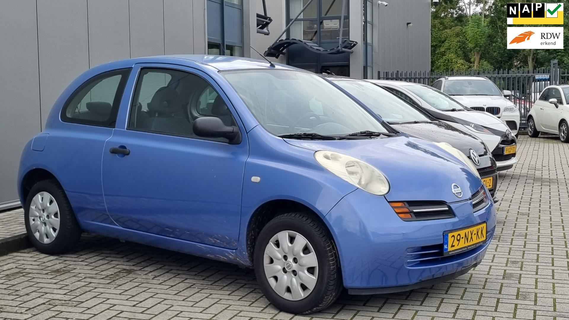 Nissan Micra occasion - Weerterveld Auto's