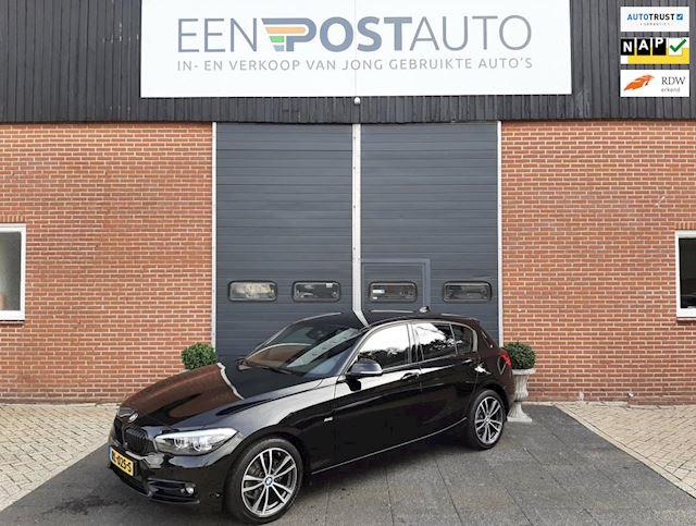 BMW 1-serie 116i Edition Sport Line Shadow Exe. Navigatie, 17