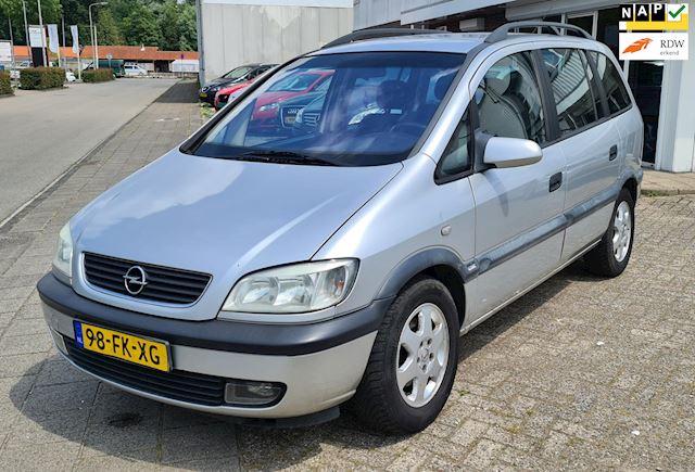 Opel Zafira 1.6-16V Elegance 7-PERSOONS/AIRCO/CRUISE