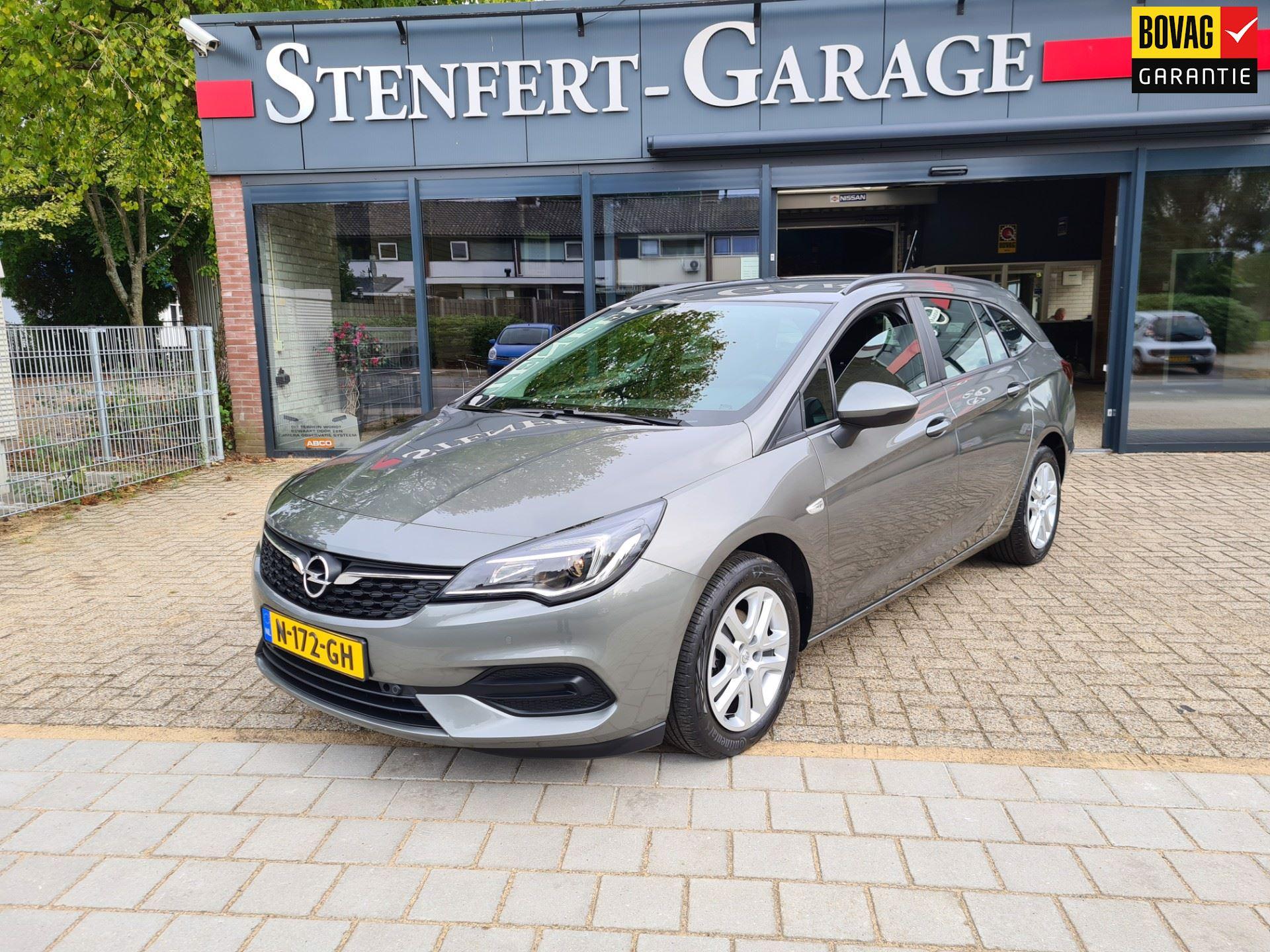Opel Astra Sports Tourer occasion - Stenfert-Garage