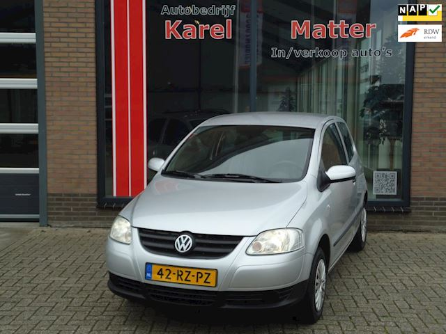 Volkswagen Fox 1.4 Trendline *NETTE AUTO* *APK T/M 22-09-2022*