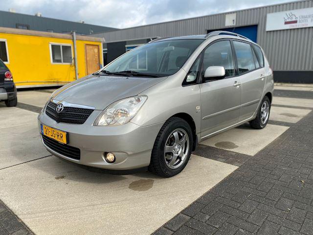 Toyota Corolla Verso 1.8 VVT-i Linea Sol Automaat *CLIMA/NAP/APK*1E Eigenaar