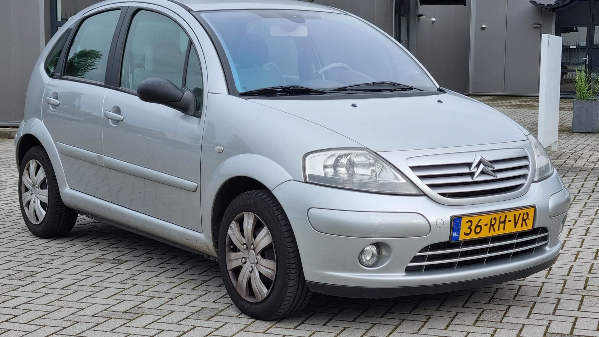 Citroen C3 occasion - Weerterveld Auto's