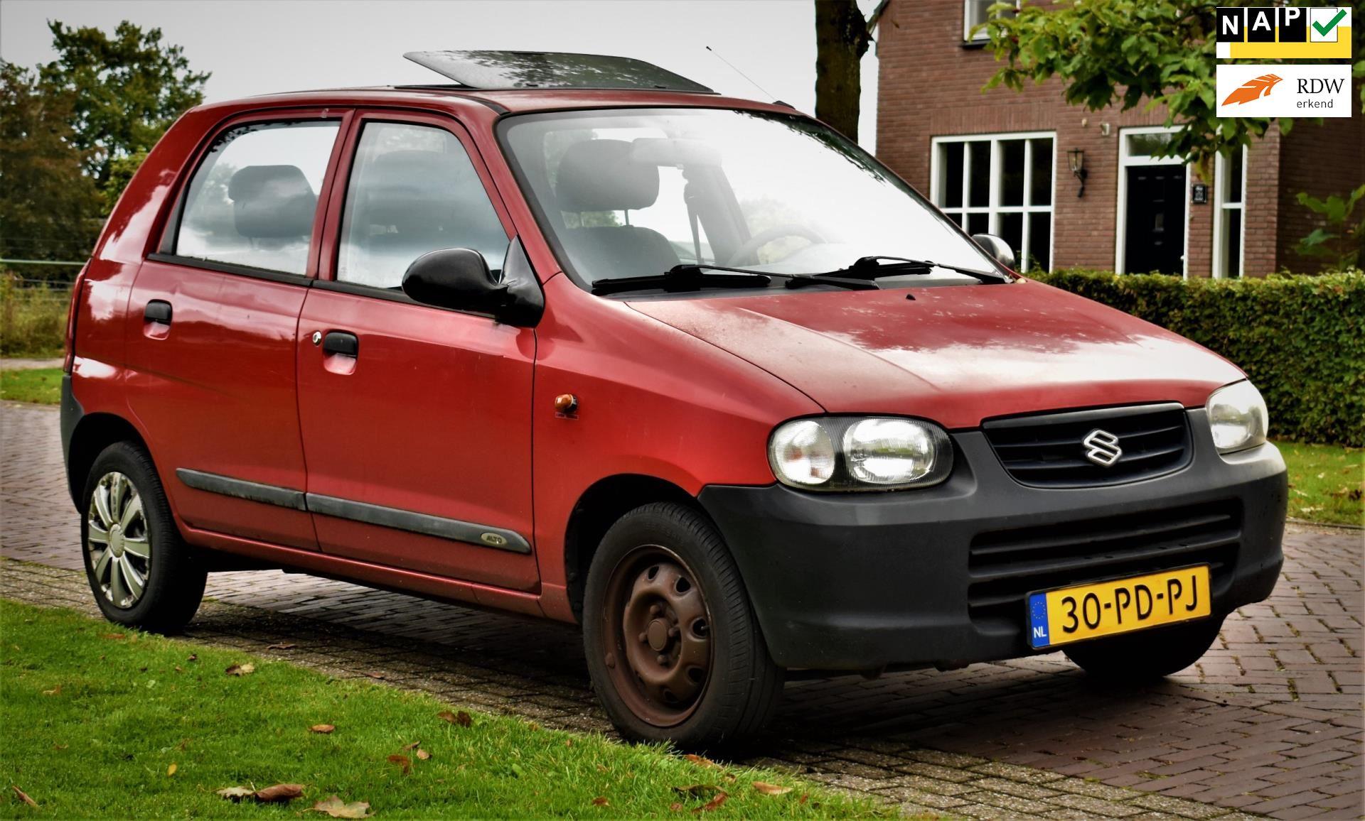 Suzuki Alto occasion - F. Klomp Auto's