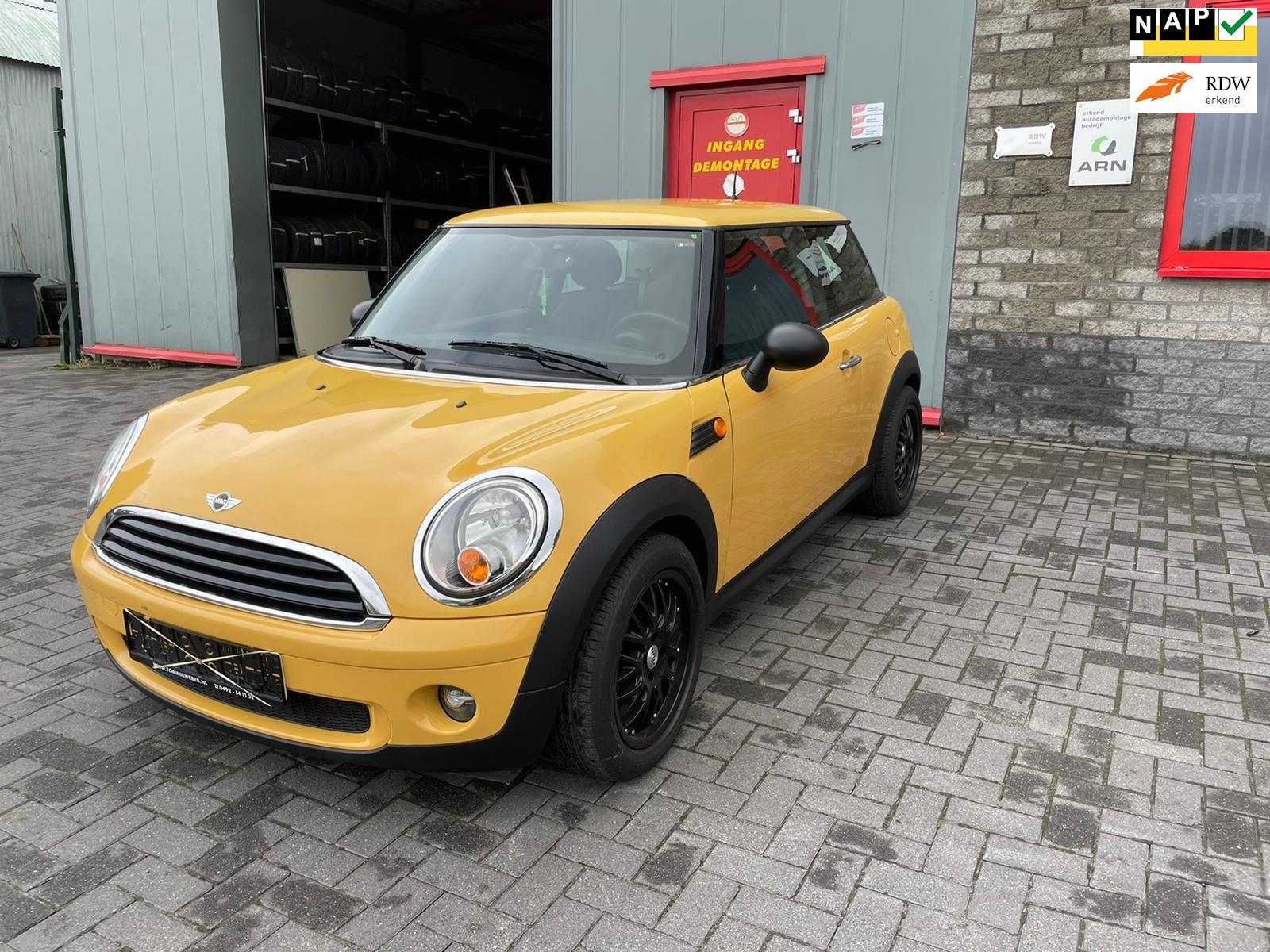 Mini Mini occasion - Autobedrijf Tommie Weber & zn.