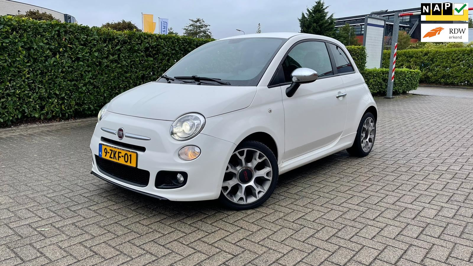 Fiat 500 occasion - YoungTimersHolland