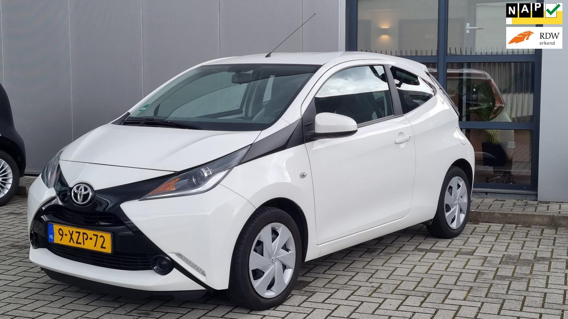Toyota Aygo occasion - Weerterveld Auto's