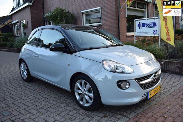 Opel ADAM 1.0 Turbo Jam Favourite/AIRCO/CRUISE/NAVIGATIE/6 BAK//ELEKTR-PAKKET/PDC/APPLE CARPLAY