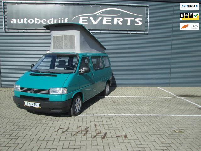 Volkswagen KAMPEERAUTO I D 57 KW Originel westfalia camper apk 13-10-2023 net binnen nu deze zeer nette camper  scherp geprijsd