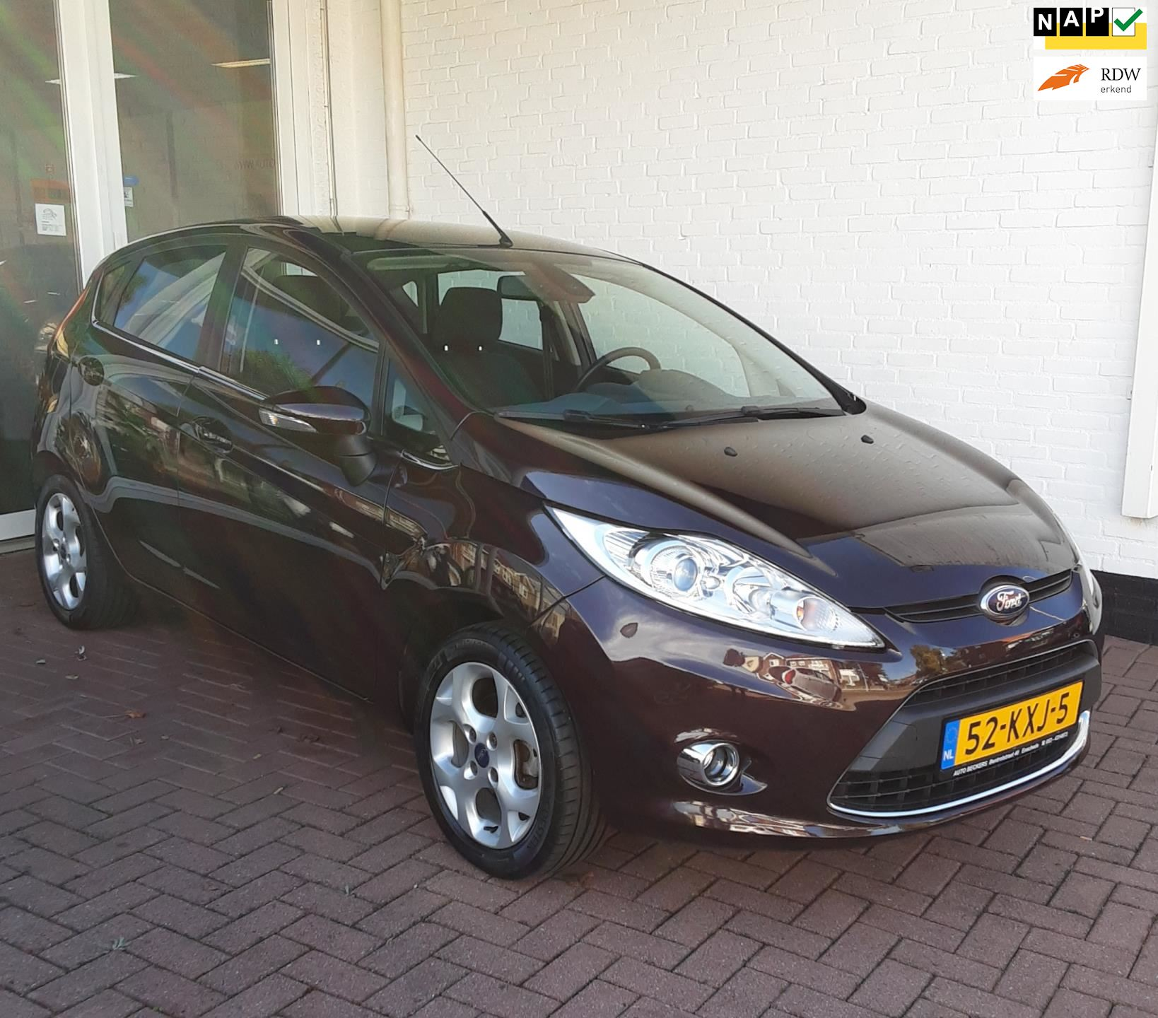 Ford Fiesta occasion - Auto Beckers V.O.F.