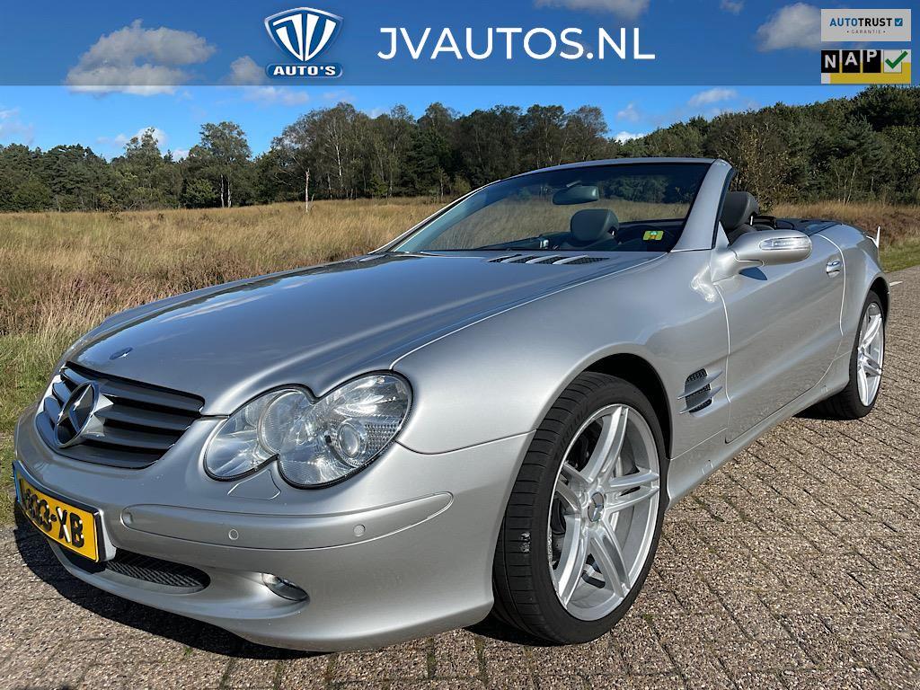 Mercedes-Benz SL-klasse occasion - JV Auto's