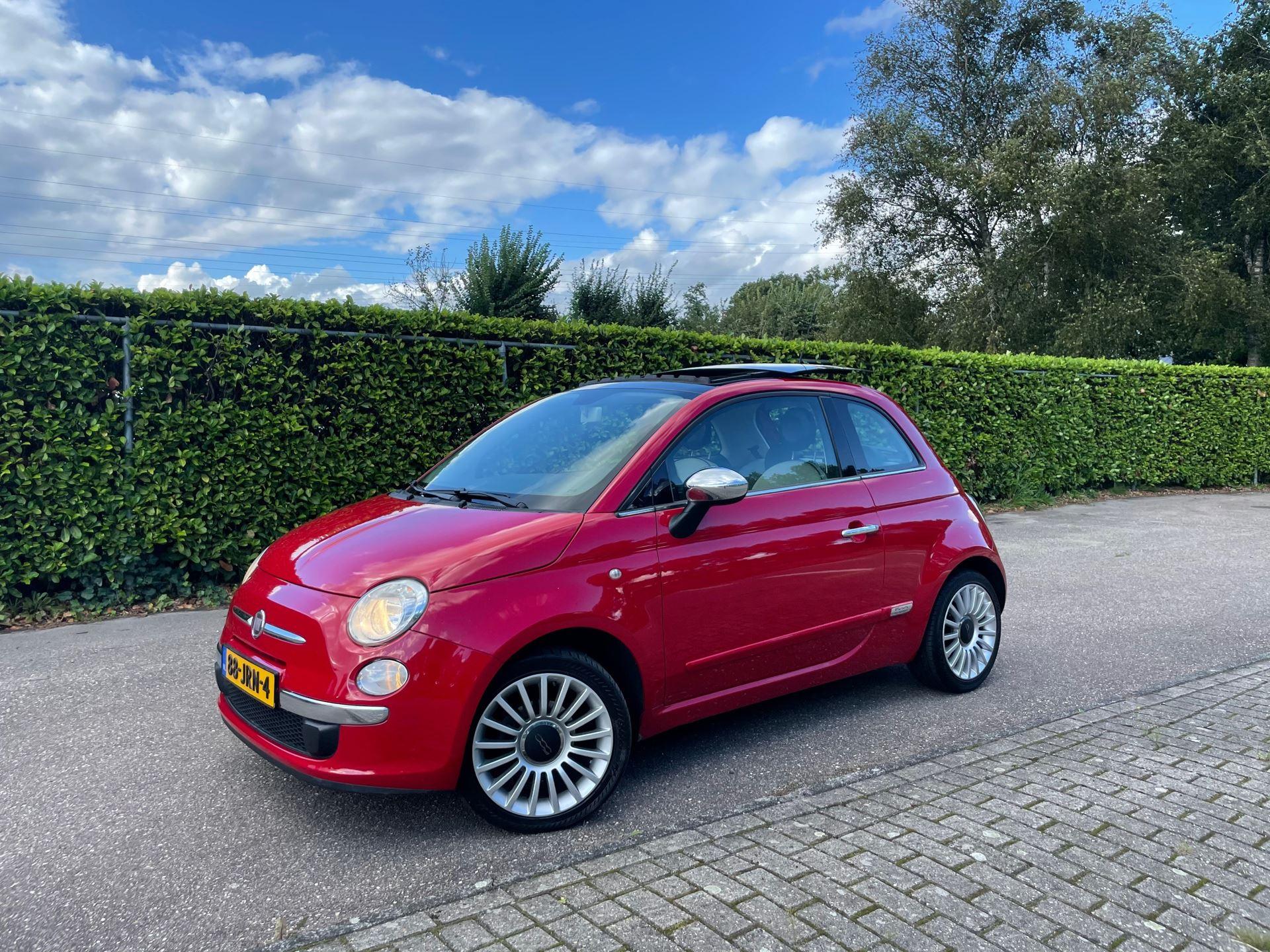 Fiat 500 occasion - R. Oldenburg Auto's