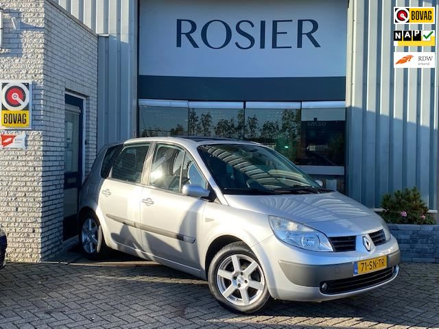 Renault Scénic occasion - Rosier Auto's