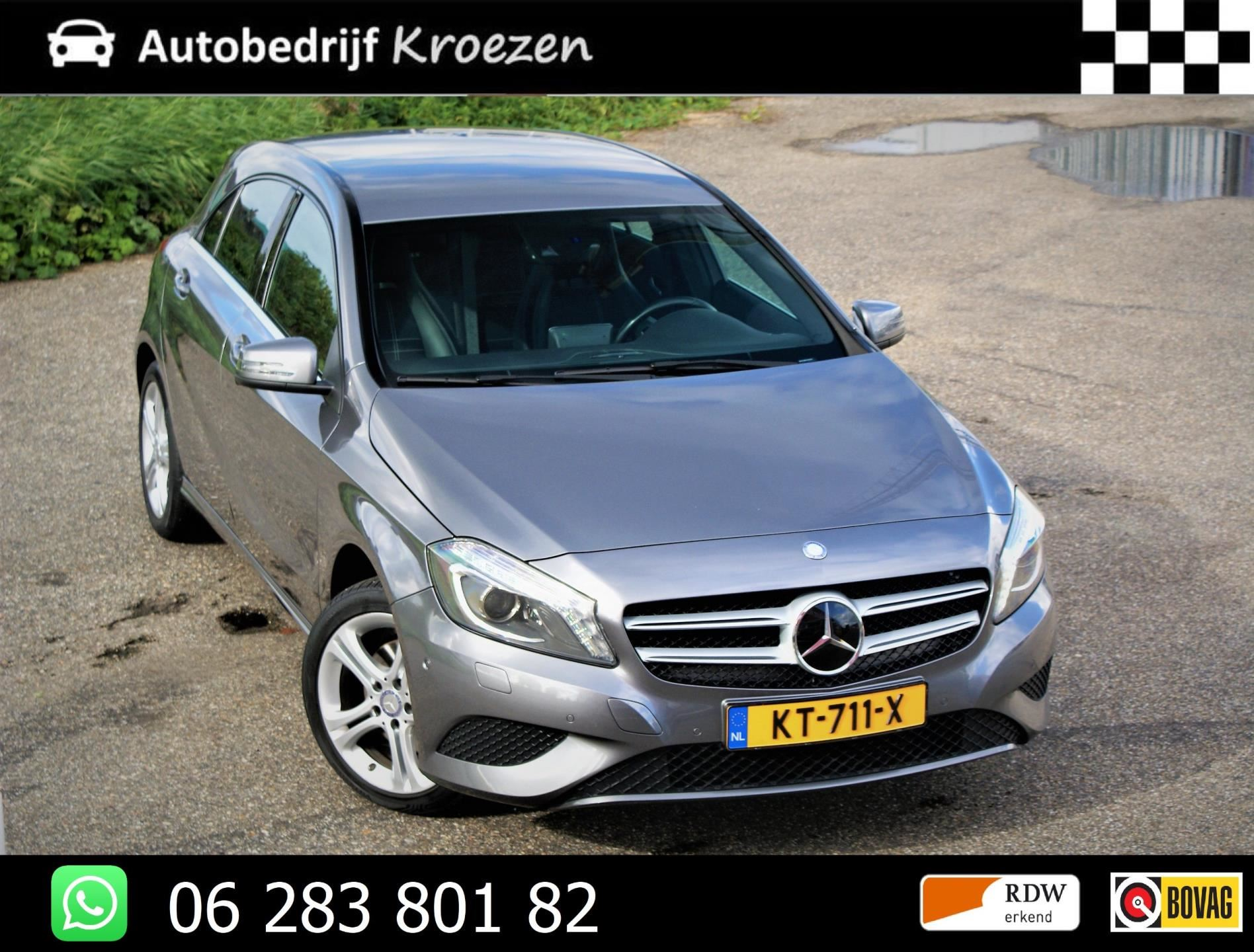 Mercedes-Benz A-klasse occasion - Autobedrijf Kroezen